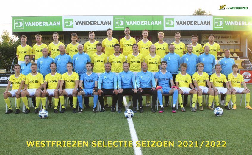 team foto van Westfriezen 1